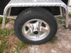 Aluminum Snowmobile Trailer                                    Wheels