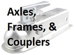 Axles Frames & Couplers
