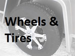 Trailer Wheels & Tires