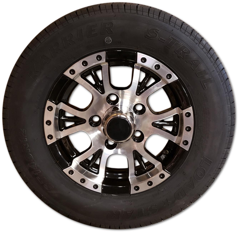 Black Series T13 Wheels