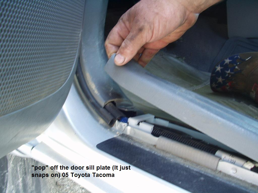 2005 toyota tacoma brake controller installation r and p carriages rh randpcarriages com 2014 toyota tacoma brake controller wiring toyota tacoma brake controller install