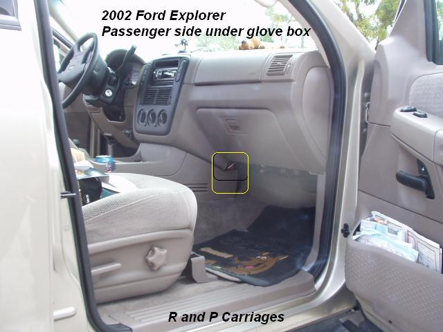 2002 ford explorer with tow package r and p carriages cargo Ford Explorer Transmission Identification 2002 ford explorer with tow package \