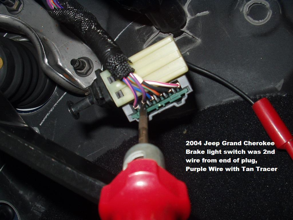 2004 Jeep Grand Cherokee Trailer Brake Controller Install R and P