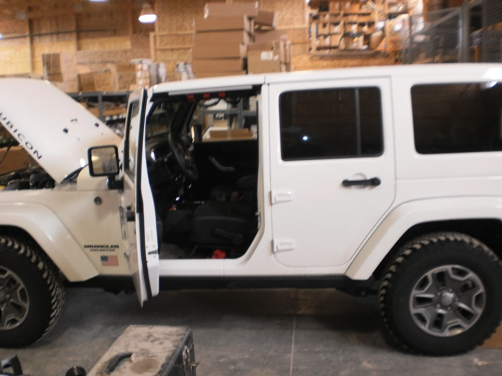 2013 Jeep Wrangler Brake Controller Installation R and P