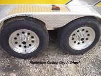 Outlaw Aluminum Wheels
