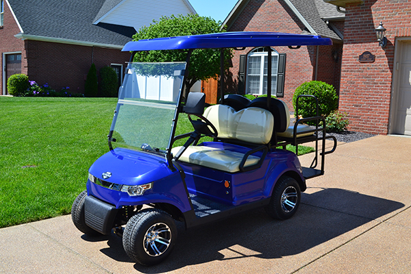 Olympus Orion LM 2+2 | New & Used Golf Carts & Trailers | Newburgh ...