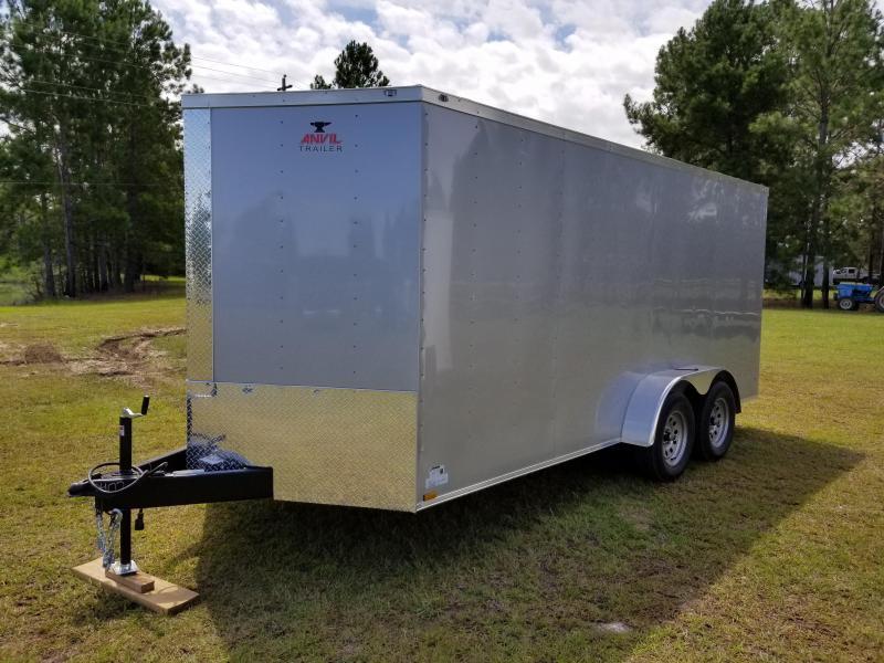Anvil Enclosed Cargo Trailer