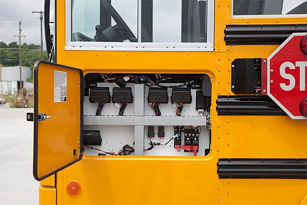 Thomas School Bus Engine Diagram | Wiring Diagram