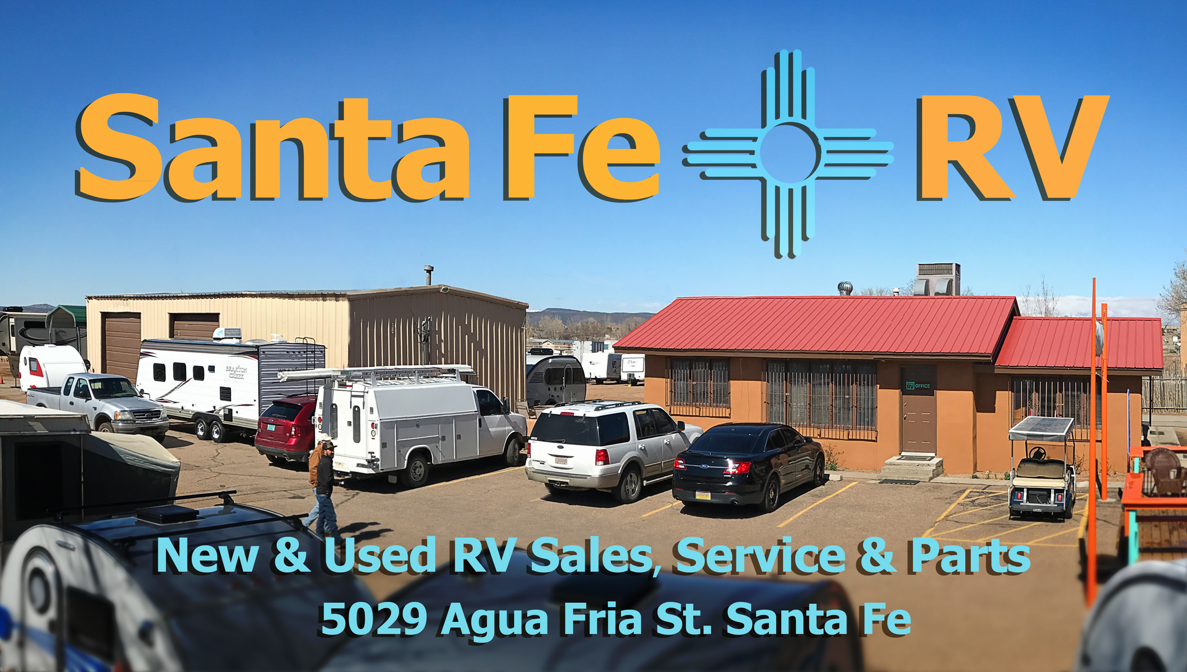 Home | RV Sales, Service and Repair in Santa Fe NM | Tear