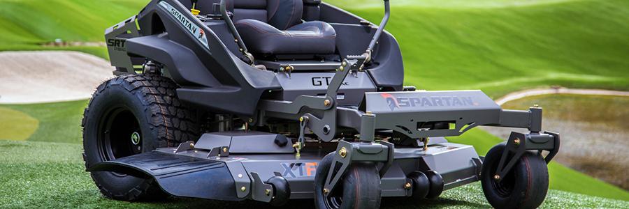 Spartan SRT Series   Lawn Mowers and Intimidator UTVs for