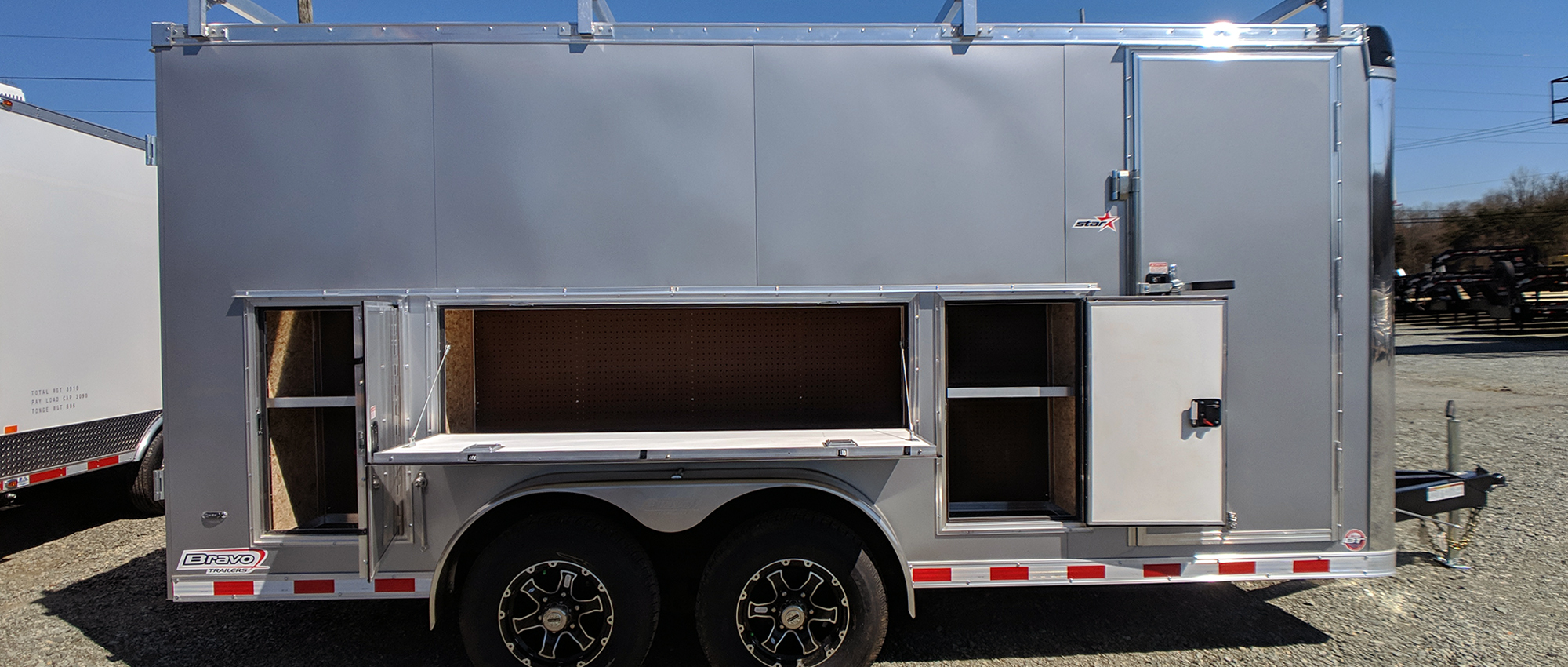 Home | Superior Trailers | NC and VA Flatbed and Cargo