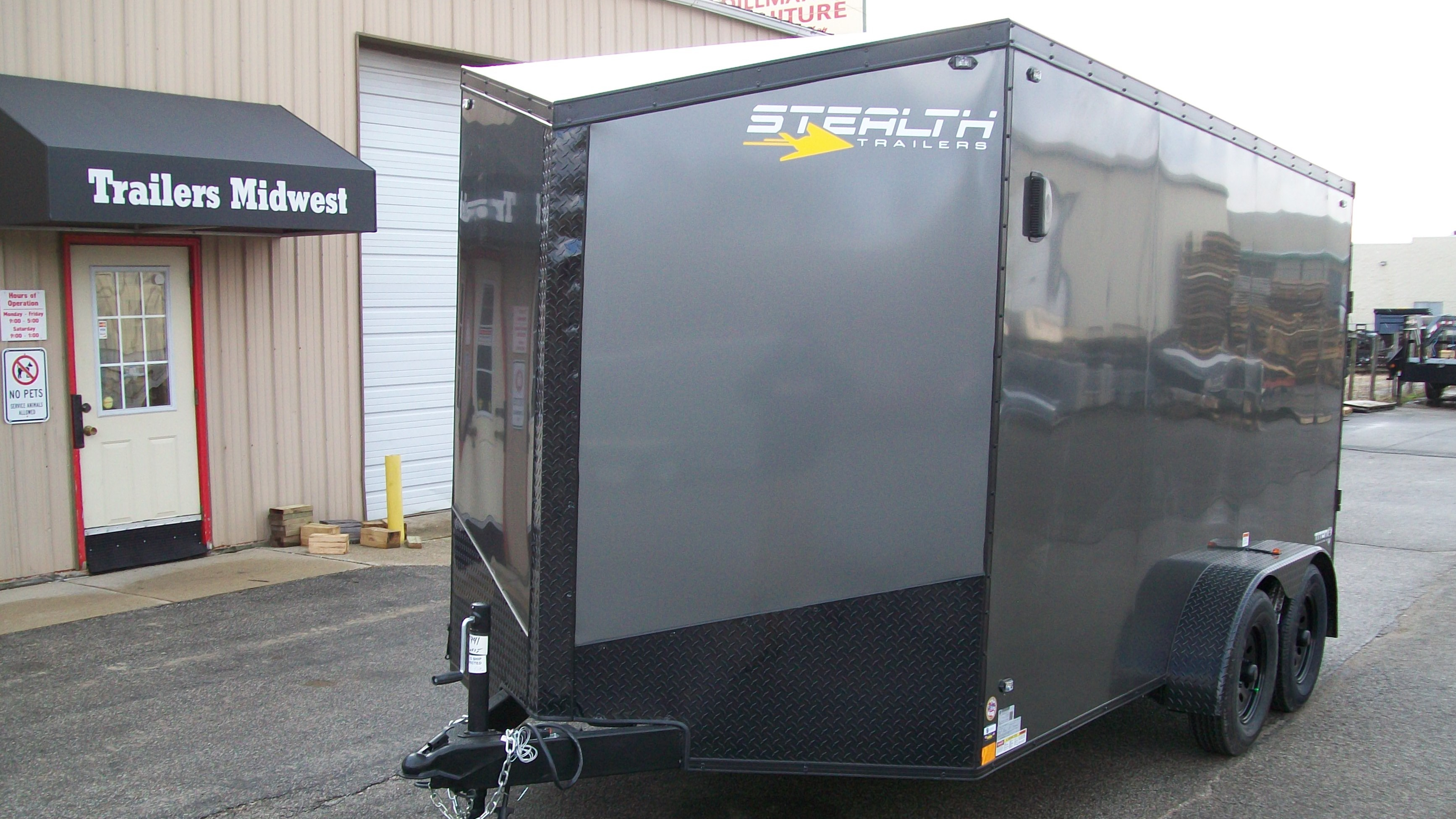 Home Trailers Midwest In Indiana And Ohio Flatbed Equipment