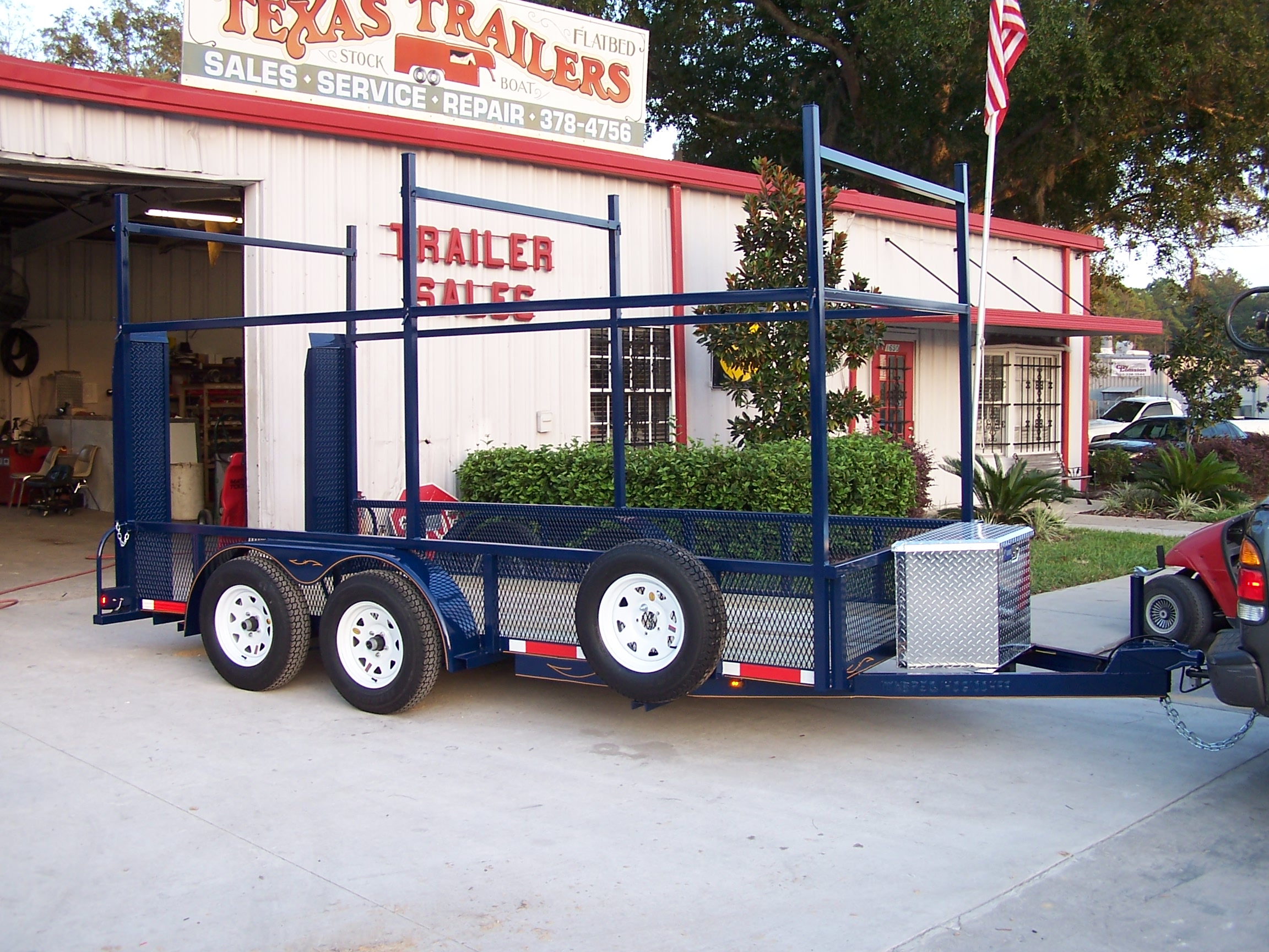 Texas Trailers Texas Trailers Trailers For Sale