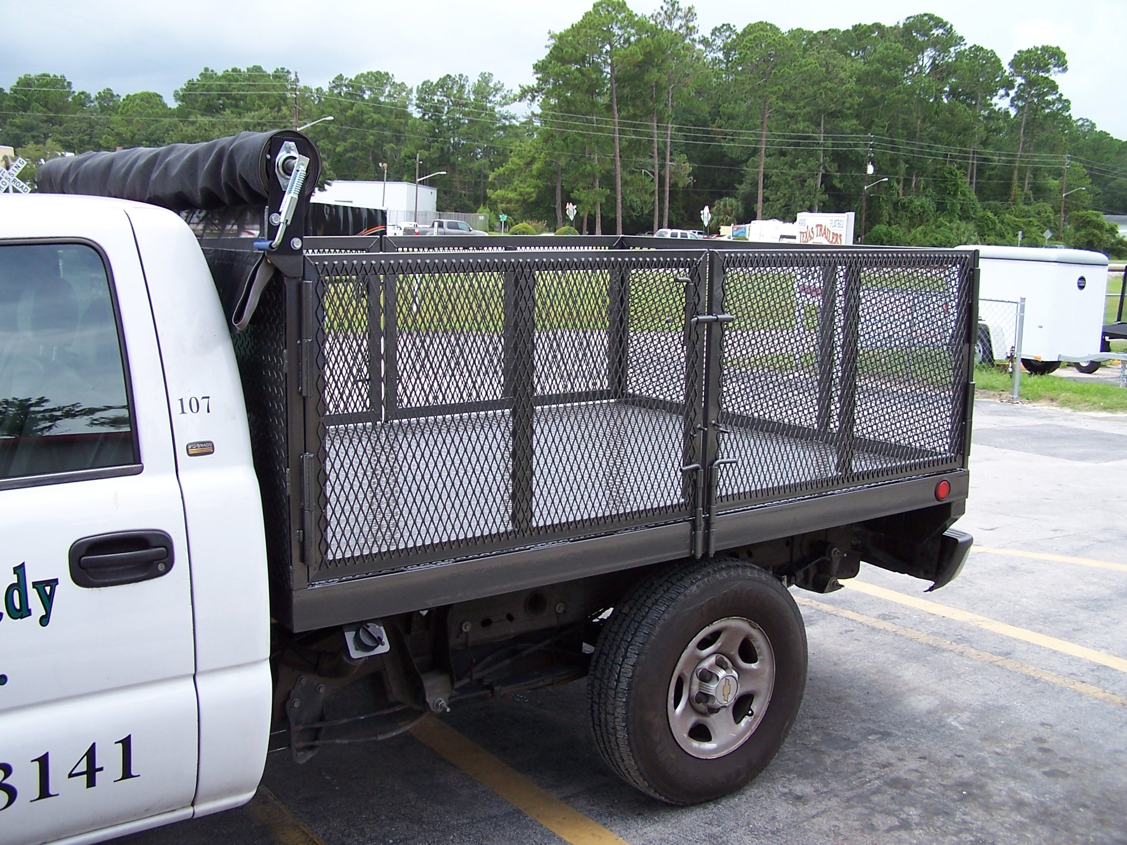 beds front truck fabrication customs kansas custom sportside welding round advantage img bed