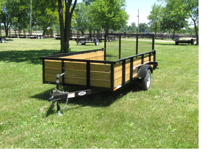 Buying a Utility Trailer