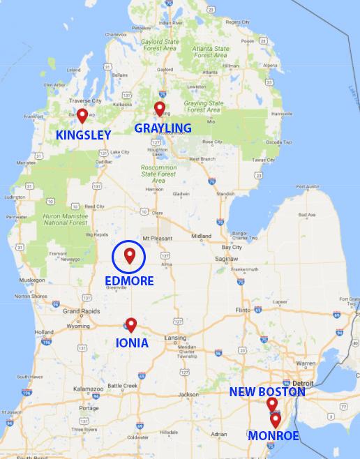 Edmore | USA Trailer Sales | 6 Michigan Locations | Utility