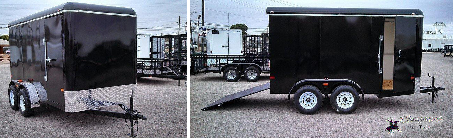 Home | Trailers in Midland Odessa TX | Y'All Haul Gooseneck